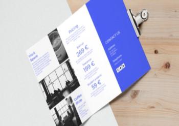 Pamphlet Designing